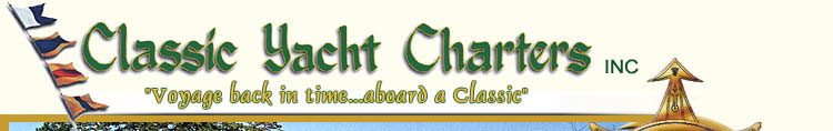 Classic Yacht Charters Inc.